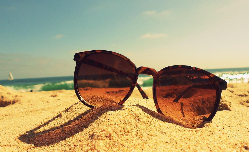 óculos-castanho