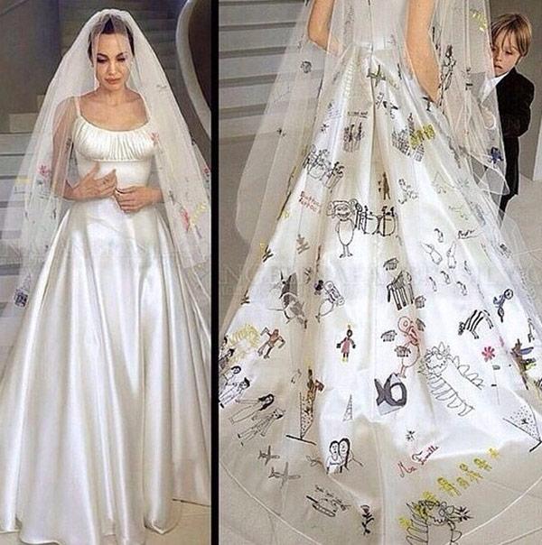 casamento-vestido-de-noiva-angelina-jolie